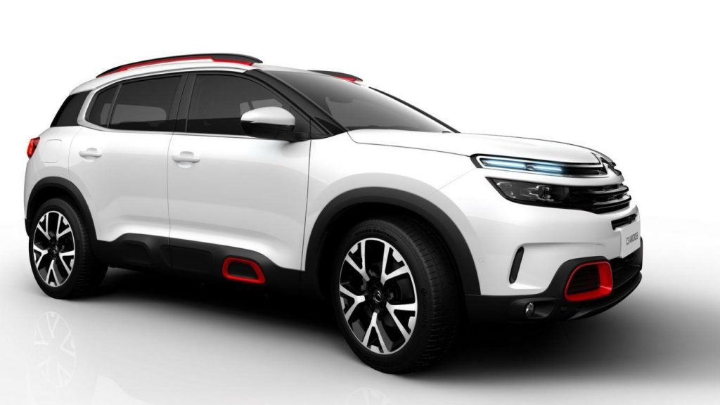 Nuevo Citroën C5 Aircross 2021