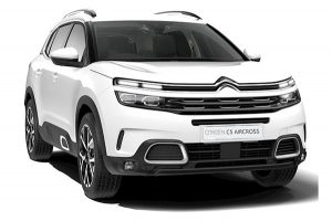 Compra al mejor precio el Citroën C5 Aircross de segunda mano