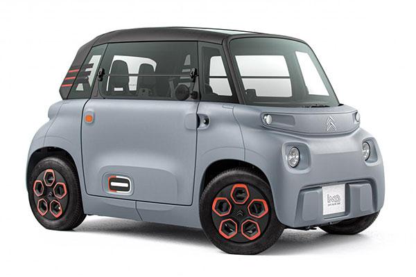 Citroën Ami de ocasión para turismo, cómpralo ahora