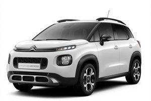 Citroën C3 Aircross coches de ocasión para turismo: barato, moderno y eficiente