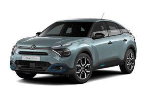 Citroën ë-C4 coches de ocasión para turismo al mejor precio