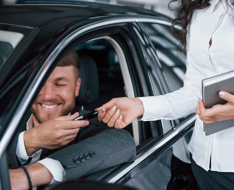 Menos impuestos, igual garantía coches de ocasión para turismo