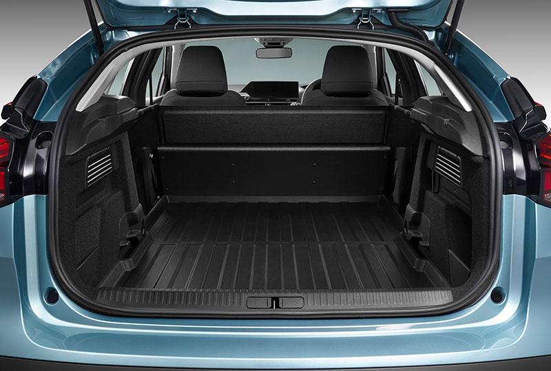 maletera del Nuevo Citroën C4 2021